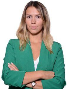 Hristina Erić predavač osnovne obuke za medijatore.