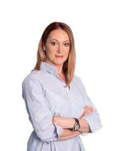 Slavica Đoković predavač osnovne i specijalizovane obuke na Akademiji za medijaciju i dijalog.