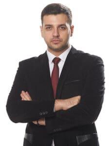 Stefan Despot predavač osnovne i specijalizovane obuke za medijatore.